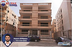 Ad Photo: Apartment 3 bedrooms 3 baths 210 sqm semi finished in First Settlement  Cairo