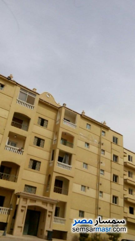 Photo 7 - Apartment 3 bedrooms 1 bath 110 sqm super lux For Sale October Gardens 6th of October