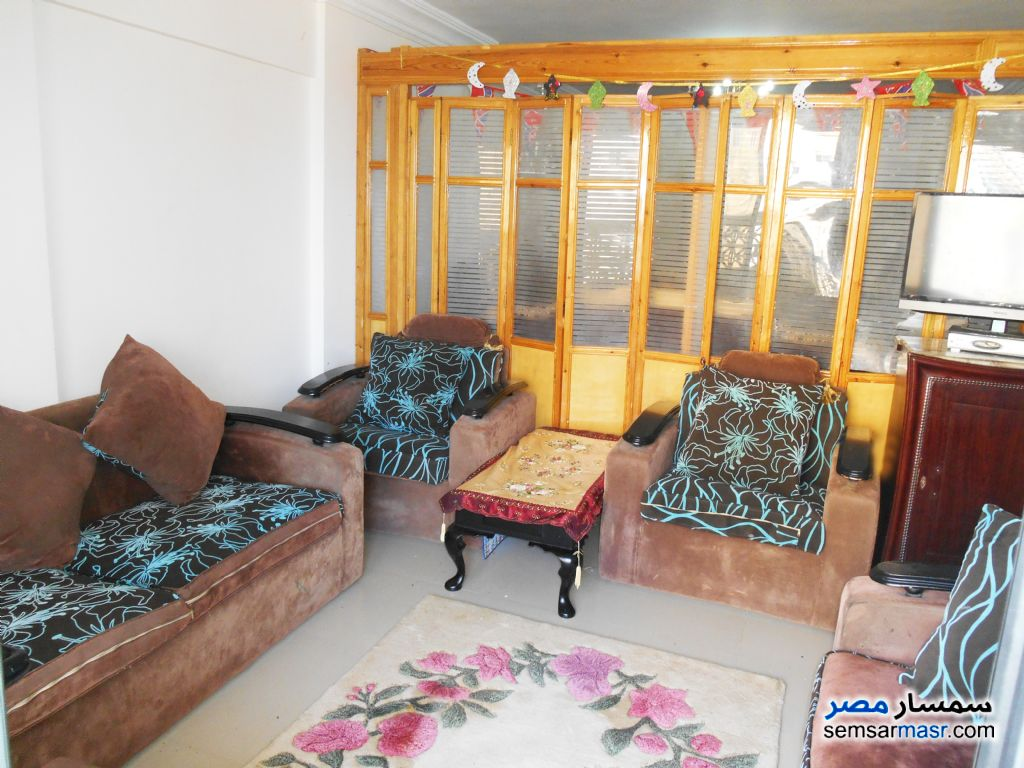 Photo 1 - Apartment 3 bedrooms 2 baths 150 sqm extra super lux For Sale Sidi Beshr Alexandira
