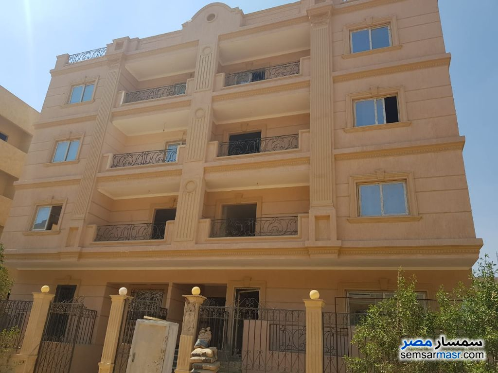 Photo 1 - Apartment 3 bedrooms 2 baths 180 sqm semi finished For Sale Shorouk City Cairo