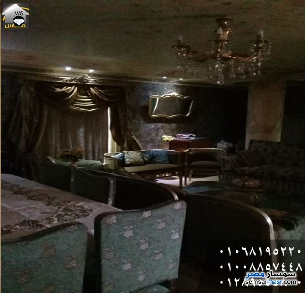 Ad Photo: Apartment 3 bedrooms 1 bath 223 sqm extra super lux in Talkha  Daqahliyah