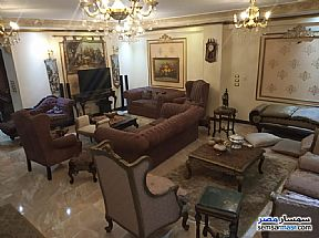 Apartment 4 bedrooms 2 baths 285 sqm extra super lux For Sale El Motamayez District 6th of October - 2