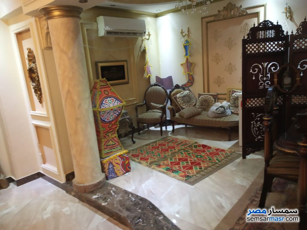 Photo 3 - Apartment 4 bedrooms 2 baths 285 sqm extra super lux For Sale El Motamayez District 6th of October