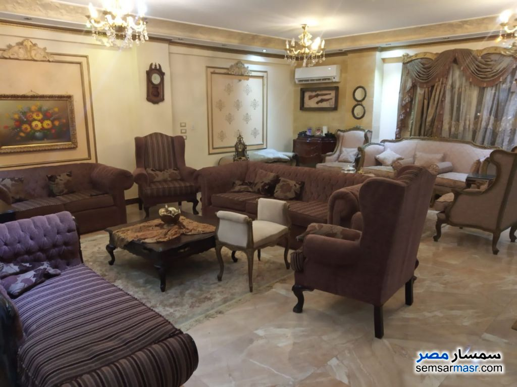 Photo 6 - Apartment 4 bedrooms 2 baths 285 sqm extra super lux For Sale El Motamayez District 6th of October
