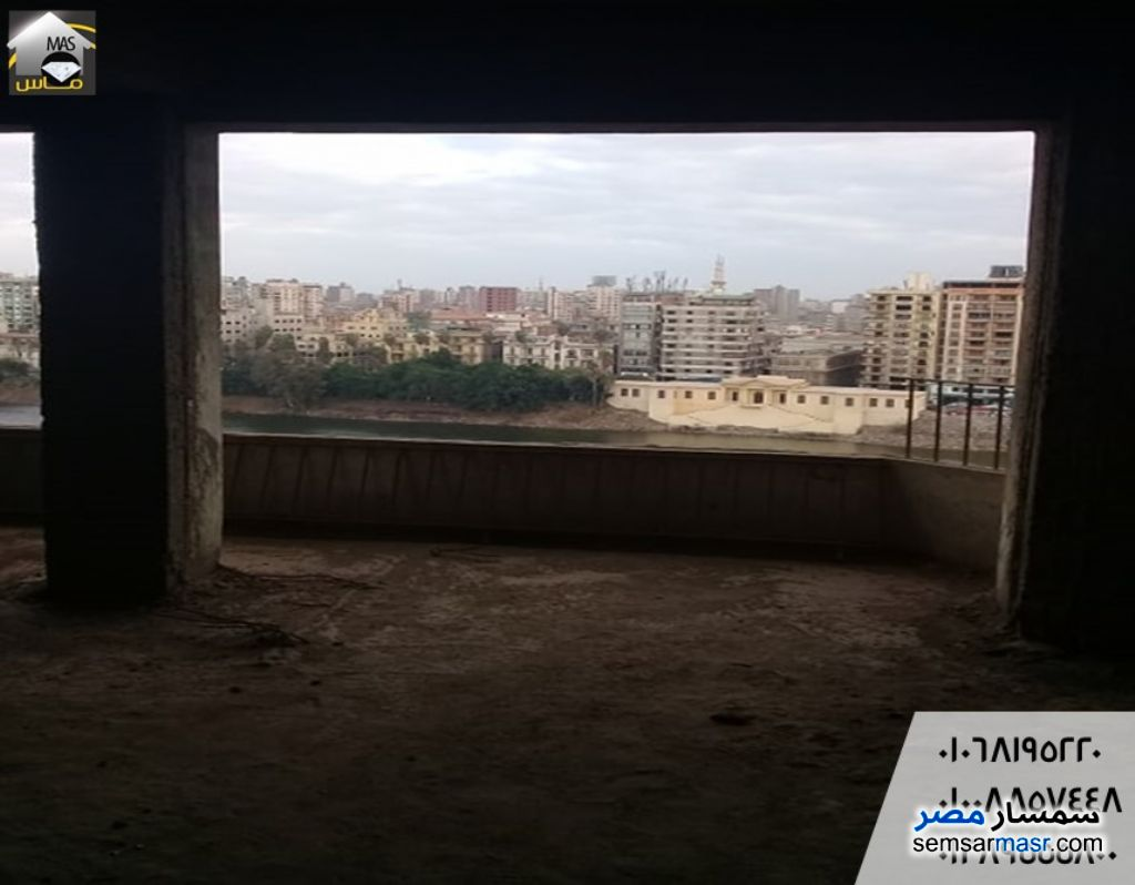 Photo 1 - Apartment 3 bedrooms 1 bath 200 sqm semi finished For Sale Talkha Daqahliyah