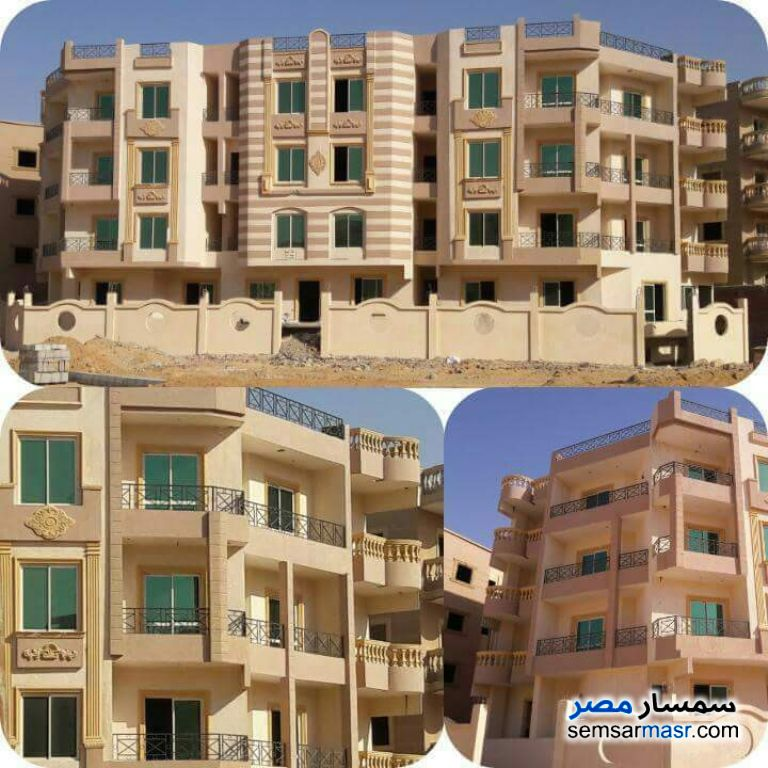 Photo 1 - Apartment 3 bedrooms 3 baths 161 sqm semi finished For Sale Shorouk City Cairo