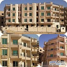 Ad Photo: Apartment 3 bedrooms 3 baths 161 sqm semi finished in Shorouk City  Cairo