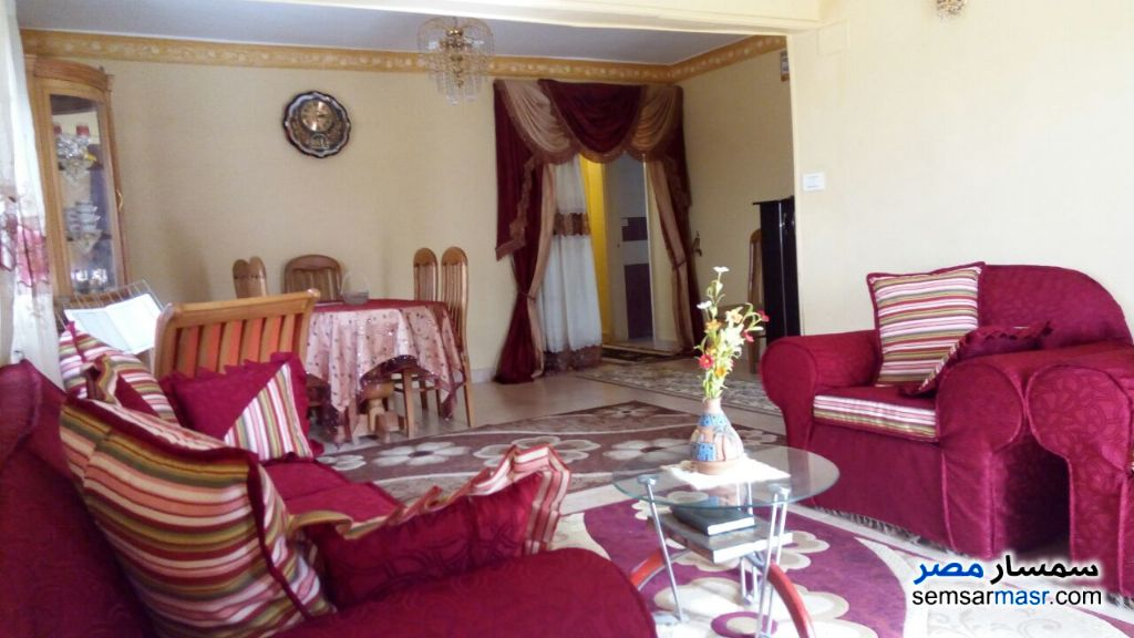 Photo 2 - Apartment 3 bedrooms 2 baths 130 sqm super lux For Sale Districts 6th of October