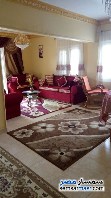 Photo 1 - Apartment 3 bedrooms 2 baths 130 sqm super lux For Sale Districts 6th of October