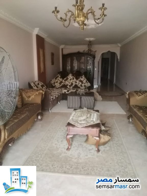 Photo 12 - Apartment 3 bedrooms 2 baths 130 sqm super lux For Sale Faisal Giza