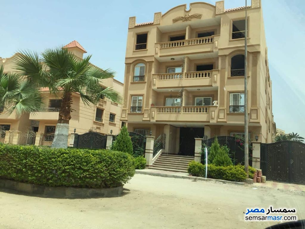 Photo 1 - Apartment 3 bedrooms 2 baths 160 sqm semi finished For Sale Districts 6th of October
