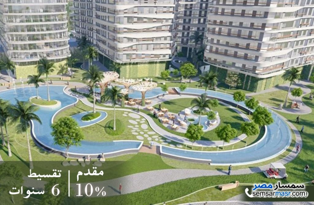 Ad Photo: Apartment 3 bedrooms 2 baths 160 sqm extra super lux in Smoha  Alexandira