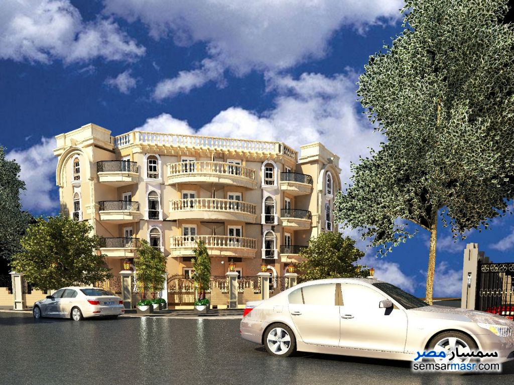 Photo 1 - Apartment 3 bedrooms 2 baths 163 sqm semi finished For Sale North Extensions 6th of October