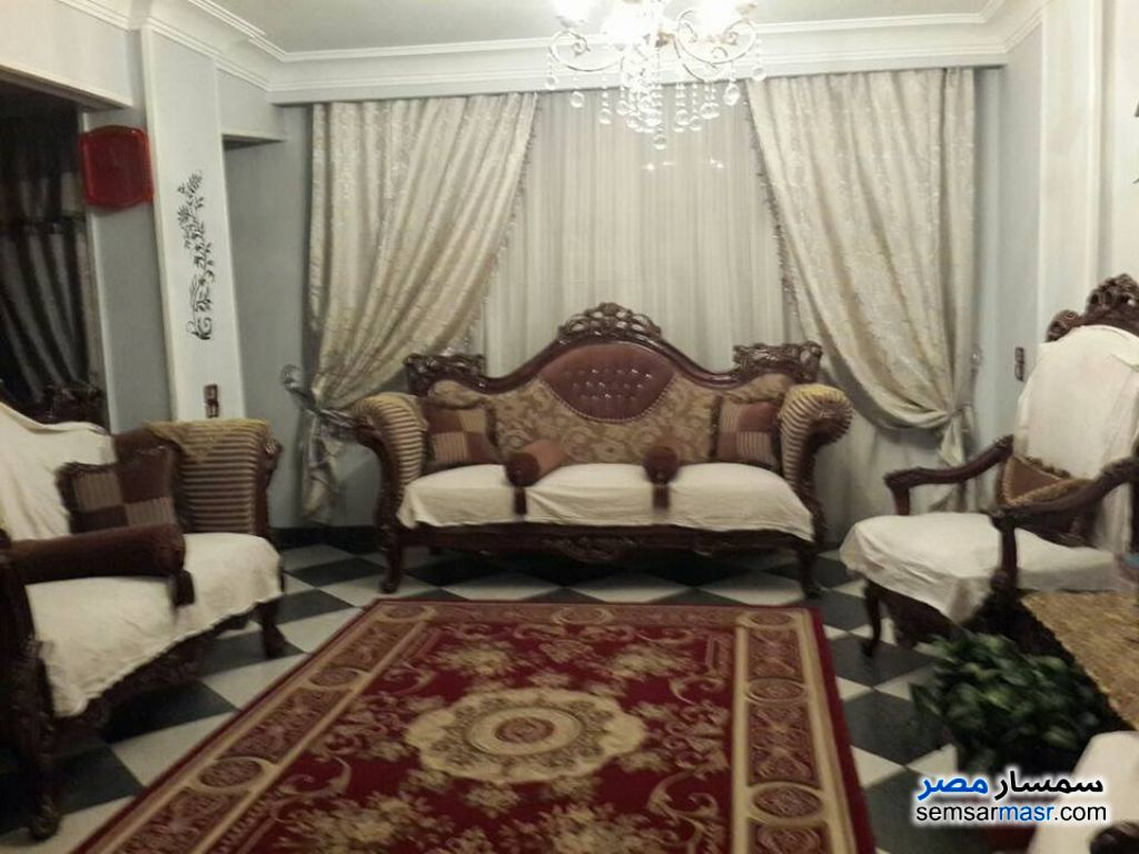 Photo 1 - Apartment 2 bedrooms 1 bath 120 sqm extra super lux For Sale Sheraton Cairo