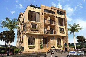 Ad Photo: Apartment 3 bedrooms 2 baths 165 sqm without finish in Districts  6th of October