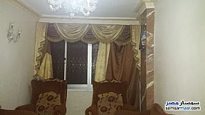 Ad Photo: Apartment 2 bedrooms 1 bath 60 sqm lux in Mohandessin  Giza