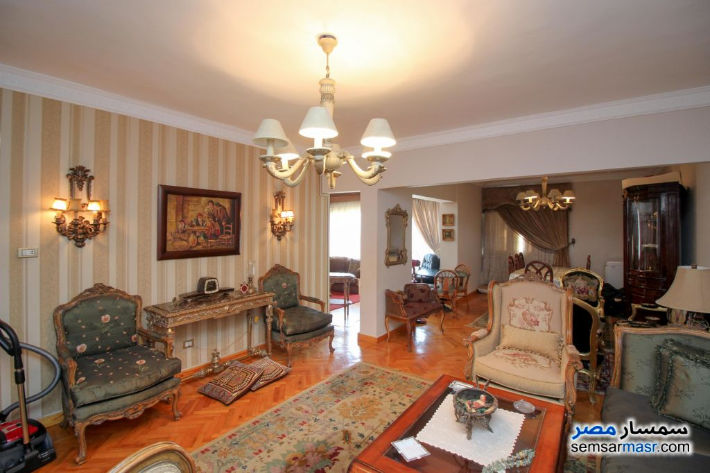 Photo 1 - Apartment 3 bedrooms 2 baths 200 sqm super lux For Sale Sidi Gaber Alexandira