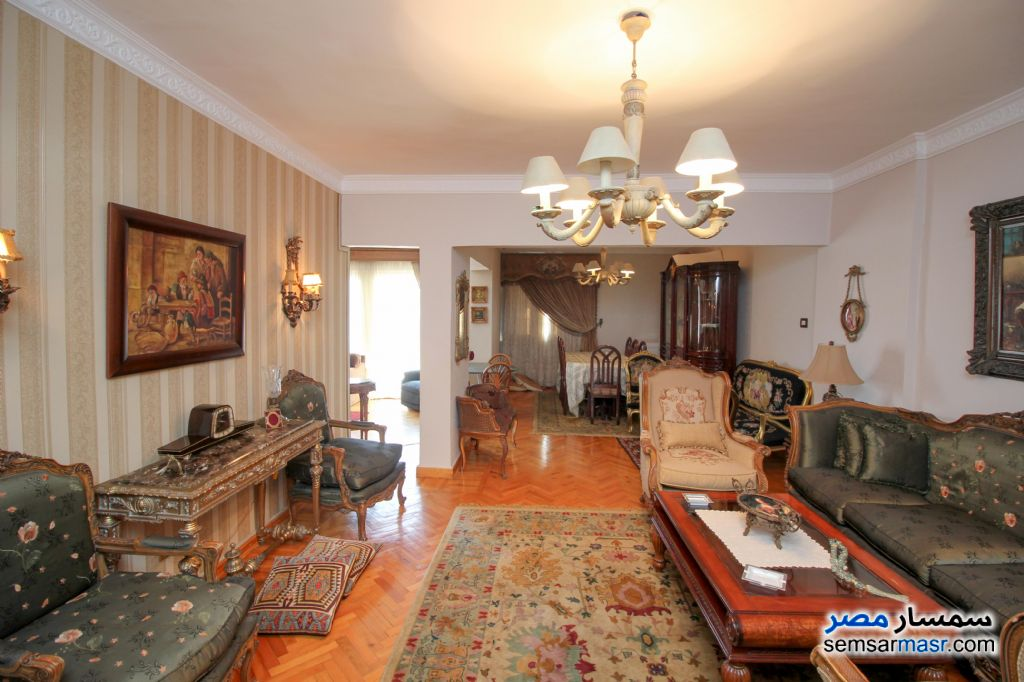 Photo 2 - Apartment 3 bedrooms 2 baths 200 sqm super lux For Sale Sidi Gaber Alexandira