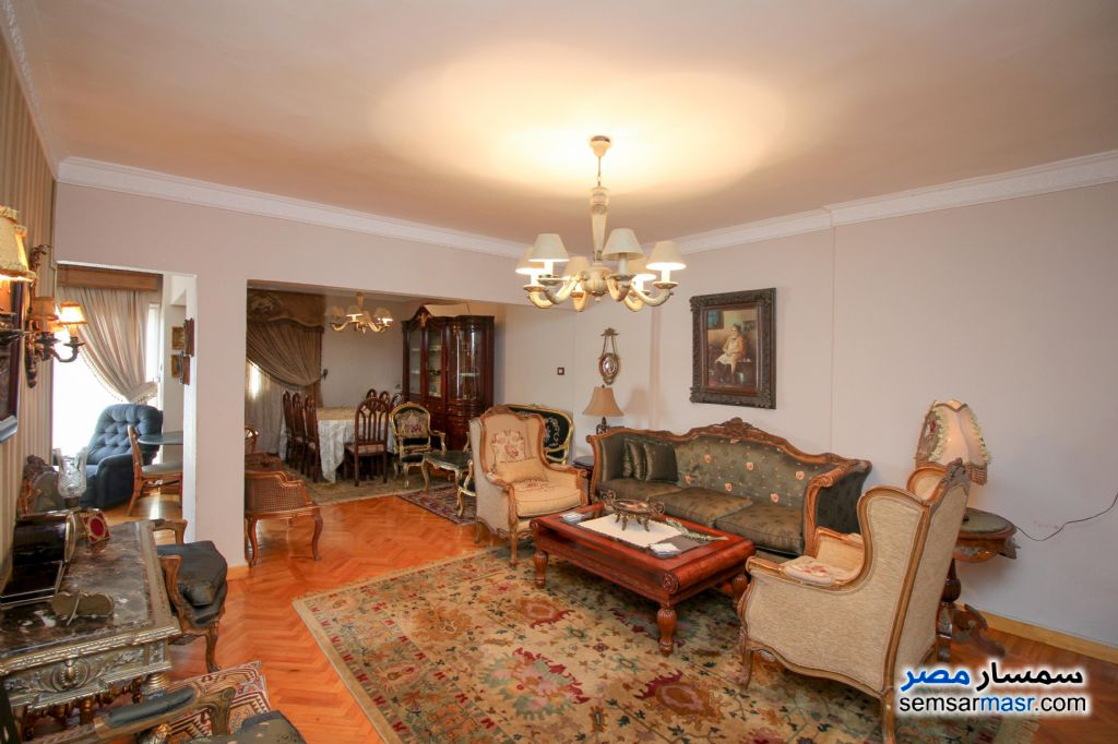 Photo 3 - Apartment 3 bedrooms 2 baths 200 sqm super lux For Sale Sidi Gaber Alexandira