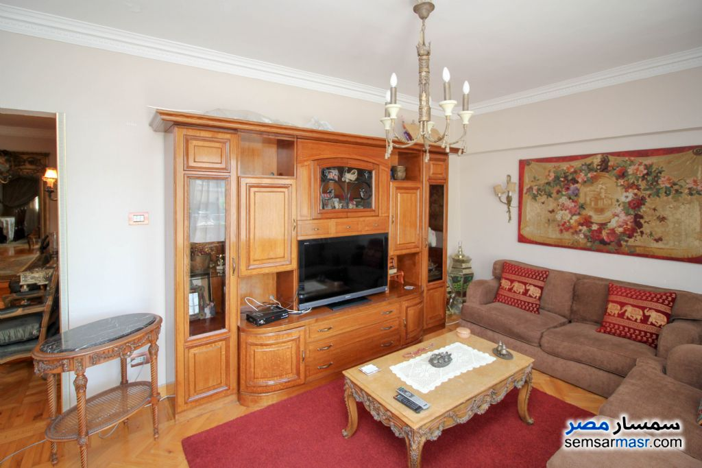 Photo 11 - Apartment 3 bedrooms 2 baths 200 sqm super lux For Sale Sidi Gaber Alexandira