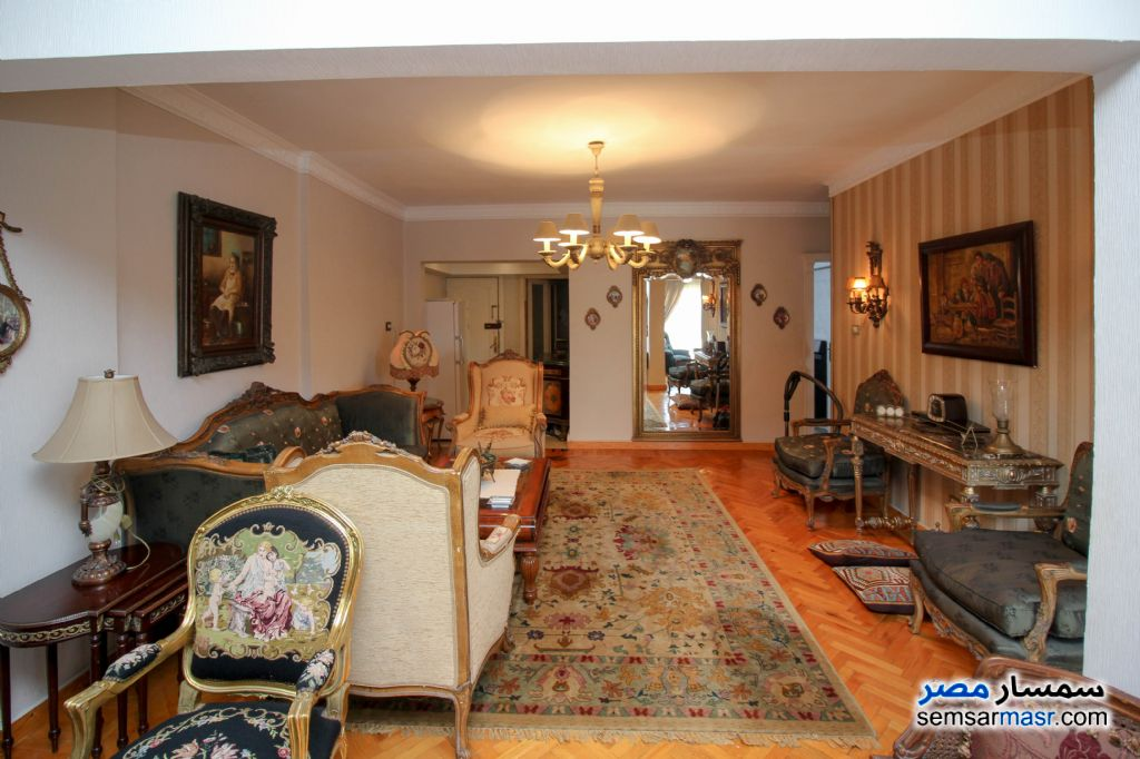 Photo 12 - Apartment 3 bedrooms 2 baths 200 sqm super lux For Sale Sidi Gaber Alexandira