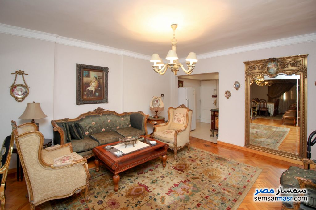 Photo 13 - Apartment 3 bedrooms 2 baths 200 sqm super lux For Sale Sidi Gaber Alexandira