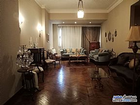 Ad Photo: Apartment 2 bedrooms 3 baths 200 sqm extra super lux in Mohandessin  Giza