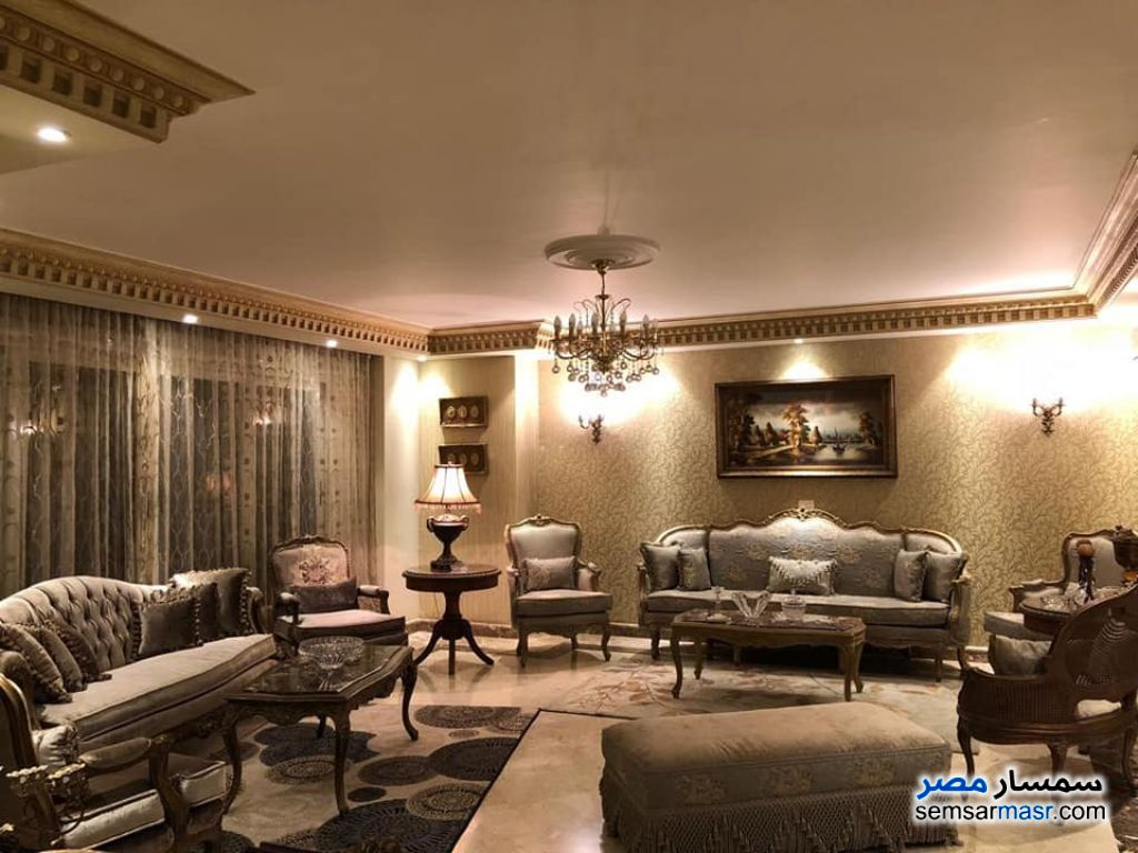 Photo 2 - Apartment 3 bedrooms 2 baths 250 sqm super lux For Sale Sheraton Cairo