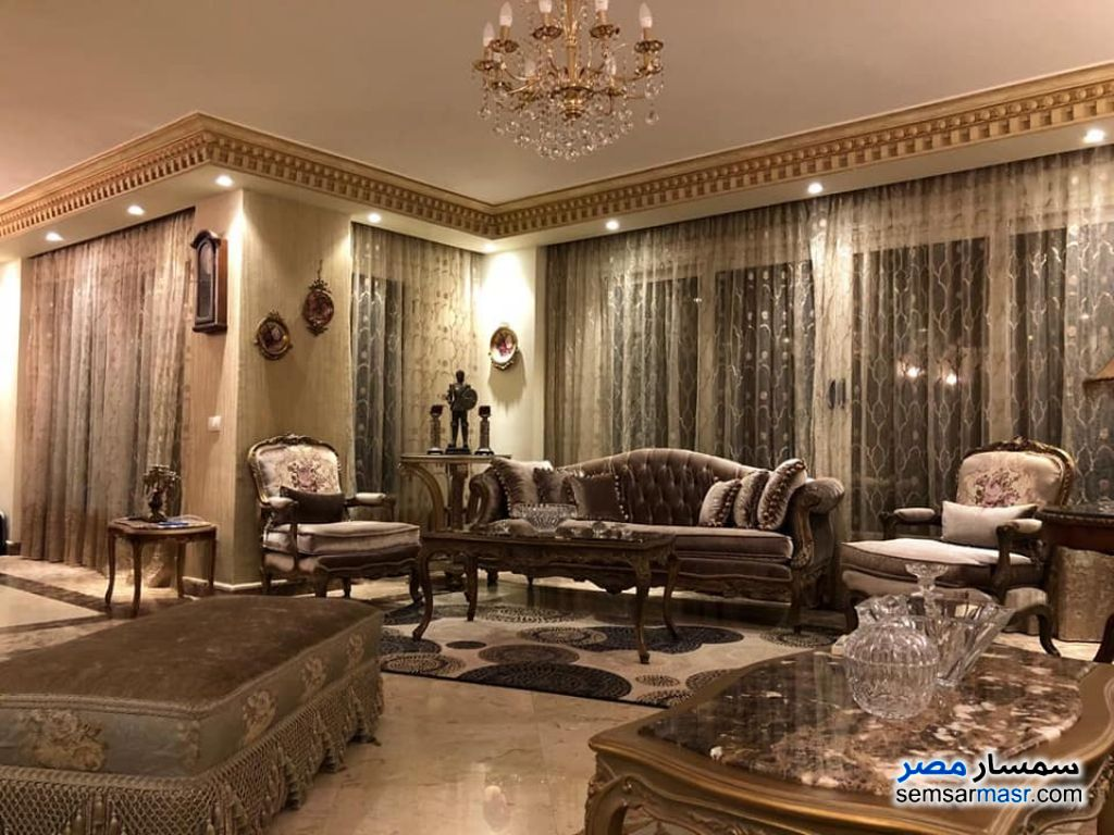 Photo 3 - Apartment 3 bedrooms 2 baths 250 sqm super lux For Sale Sheraton Cairo