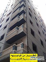 Ad Photo: Apartment 3 bedrooms 1 bath 110 sqm without finish in Seyouf  Alexandira