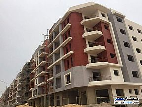 Ad Photo: Apartment 3 bedrooms 2 baths 155 sqm semi finished in Al Fardous City  6th of October