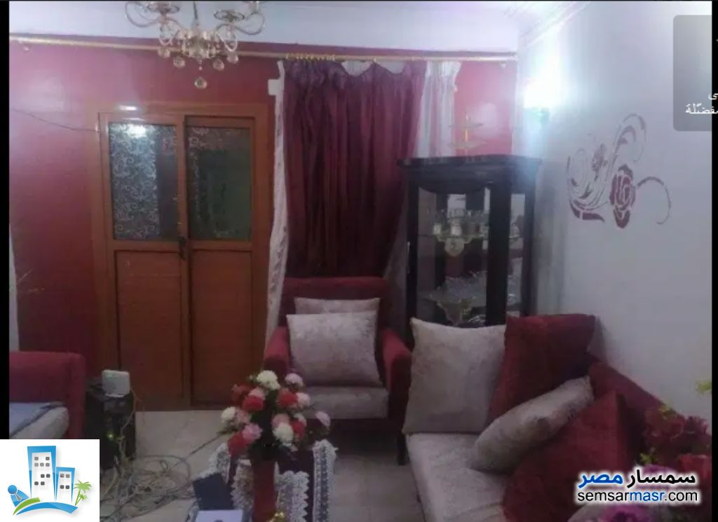 Ad Photo: Apartment 2 bedrooms 1 bath 70 sqm extra super lux in Tanta  Gharbiyah