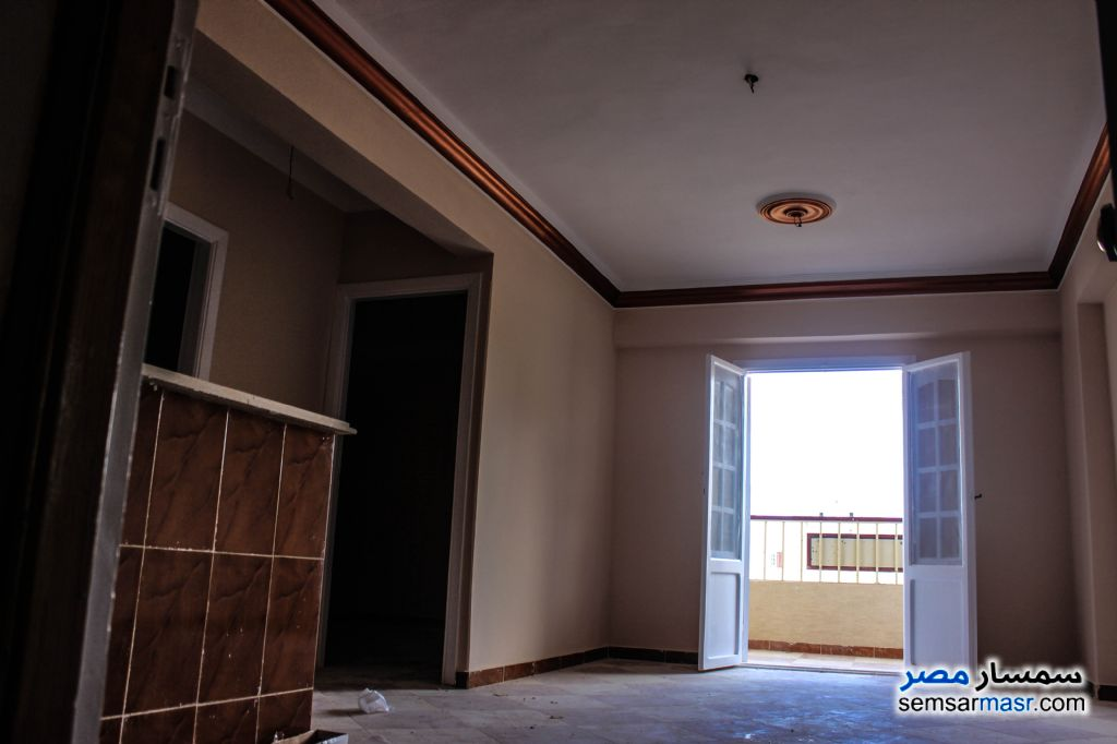 Photo 4 - Apartment 1 bedroom 1 bath 60 sqm without finish For Sale Agami Alexandira