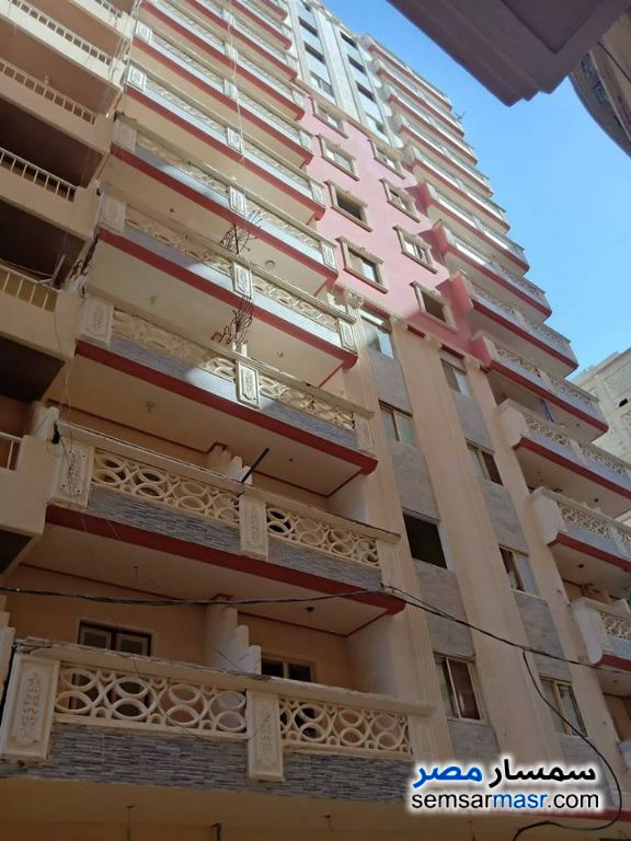 Photo 1 - Apartment 1 bedroom 1 bath 60 sqm without finish For Sale Agami Alexandira