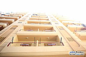 Apartment 2 bedrooms 1 bath 75 sqm without finish For Sale North Coast Alexandira - 3