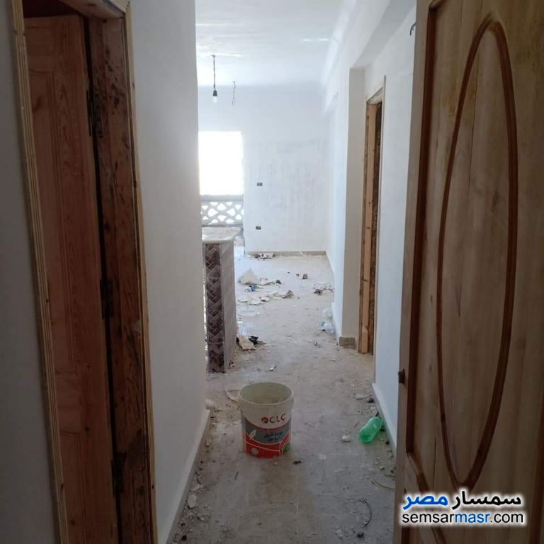 Photo 10 - Apartment 2 bedrooms 2 baths 80 sqm without finish For Sale North Coast Alexandira