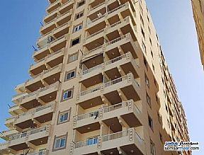 Apartment 1 bedroom 1 bath 60 sqm without finish For Sale North Coast Alexandira - 1