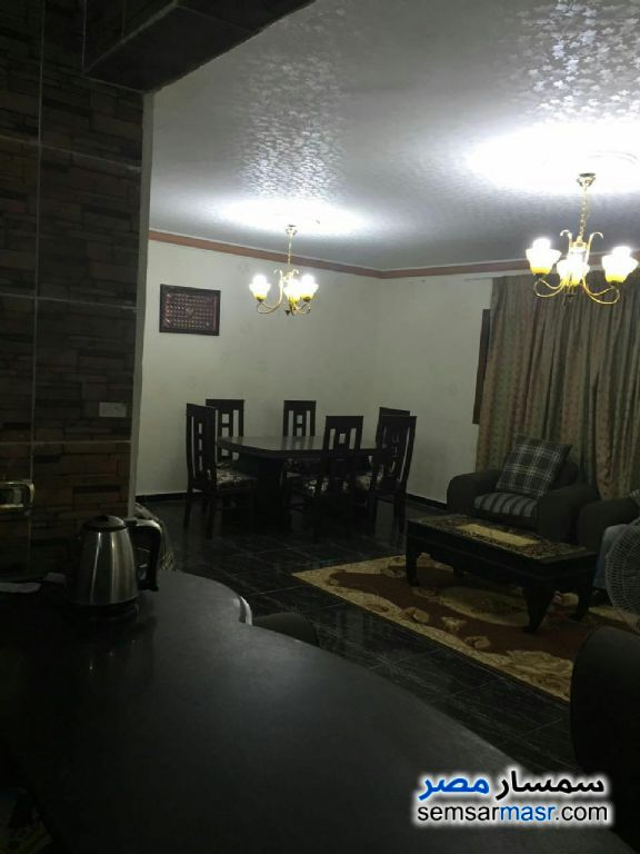 Photo 1 - Apartment 3 bedrooms 2 baths 135 sqm super lux For Rent Giza District Giza