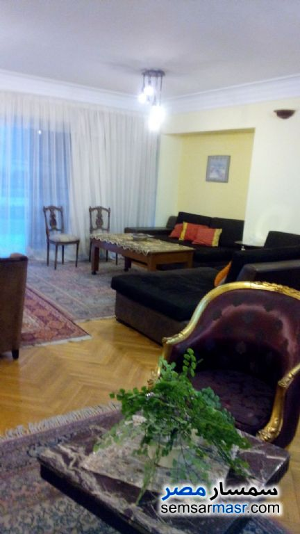 Photo 10 - Apartment 2 bedrooms 1 bath 150 sqm extra super lux For Rent Dokki Giza