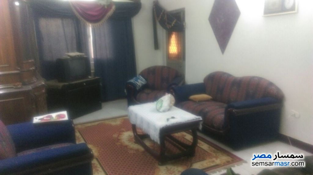 Photo 1 - Apartment 2 bedrooms 1 bath 150 sqm extra super lux For Rent Dokki Giza