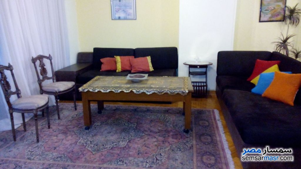 Photo 3 - Apartment 2 bedrooms 1 bath 150 sqm extra super lux For Rent Dokki Giza