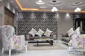 Apartment 3 bedrooms 3 baths 200 sqm extra super lux For Rent Nasr City Cairo - 5
