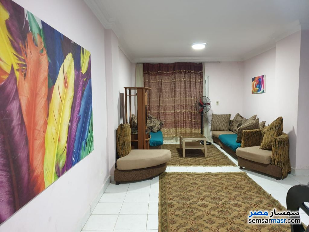 Photo 1 - Apartment 2 bedrooms 1 bath 86 sqm lux For Rent Rehab City Cairo