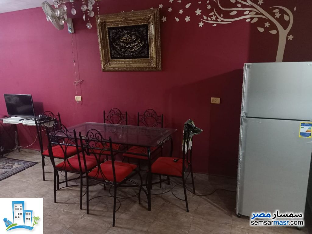 Photo 1 - Apartment 2 bedrooms 1 bath 100 sqm lux For Rent Nasr City Cairo