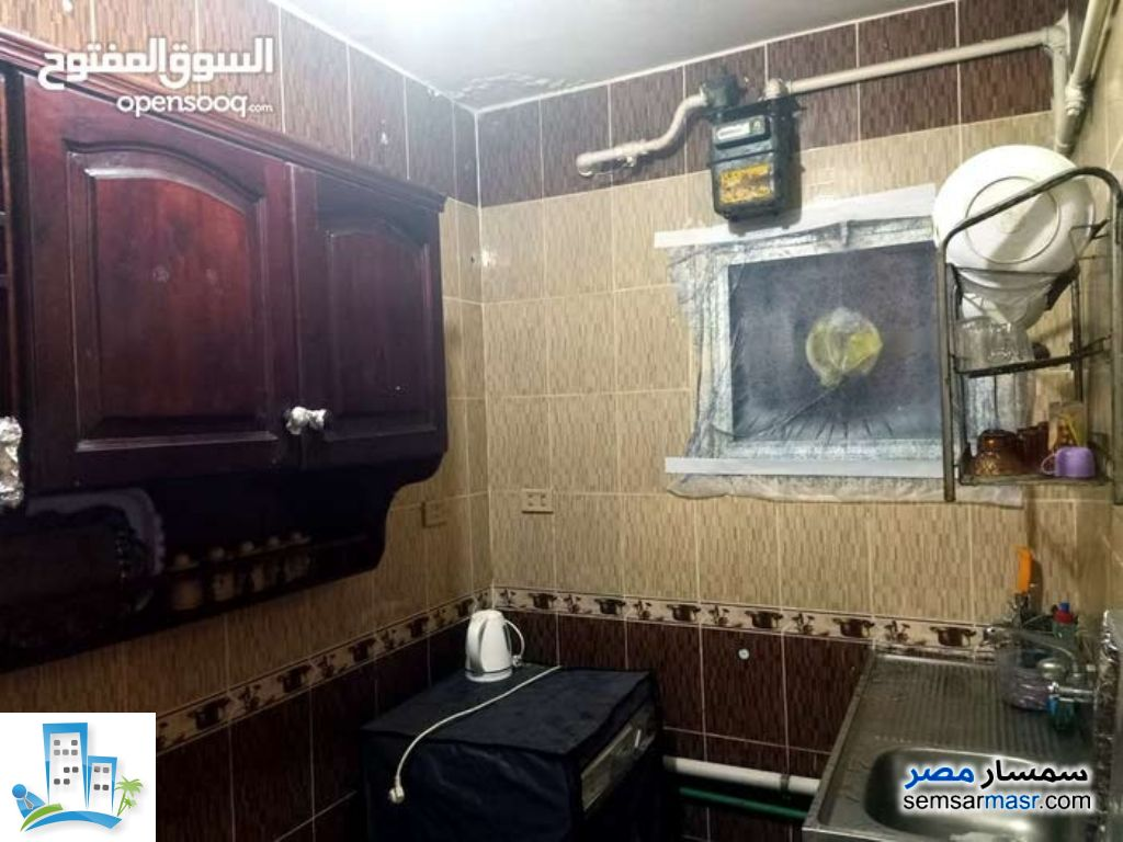 Apartment 2 bedrooms 1 bath 100 sqm lux For Rent Nasr City Cairo - 2