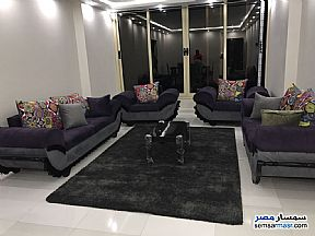 Apartment 2 bedrooms 1 bath 150 sqm super lux For Rent Mohandessin Giza - 4