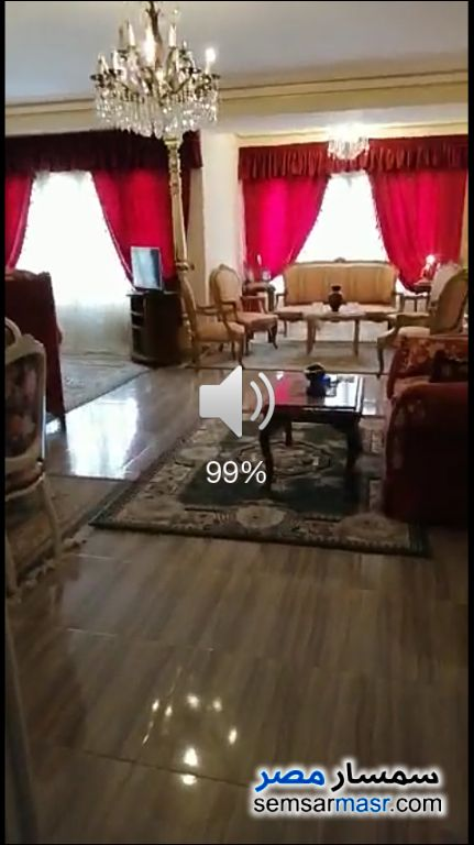 Photo 14 - Apartment 3 bedrooms 2 baths 210 sqm extra super lux For Rent Dokki Giza