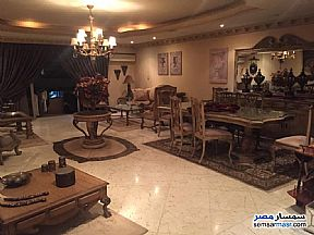 Apartment 2 bedrooms 1 bath 125 sqm super lux For Rent Mohandessin Giza - 5