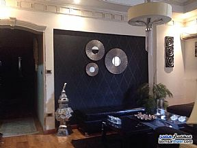 Apartment 2 bedrooms 1 bath 125 sqm super lux For Rent Mohandessin Giza - 2