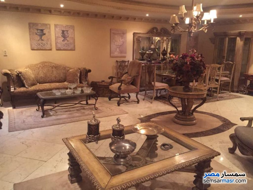 Photo 3 - Apartment 2 bedrooms 1 bath 125 sqm super lux For Rent Mohandessin Giza